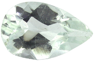 Goshenite (white beryl)
