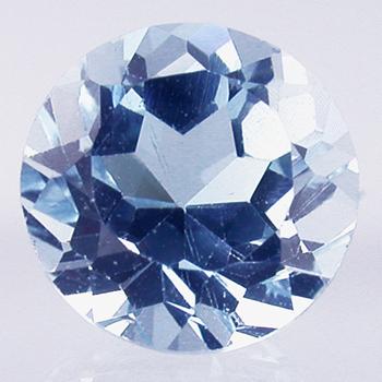 Topaz (Sky Blue- treated)
