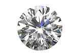 Diamond (white -E F VVS)