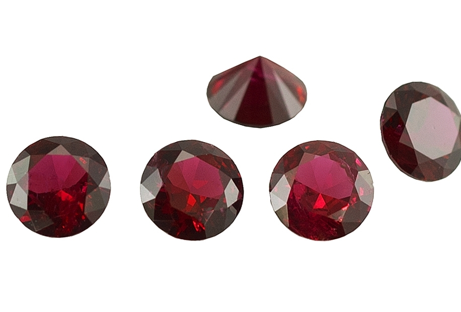 Ruby (round calibrated)