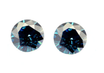 Diamond (blue- treated)