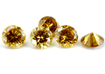 Diamond (orange)
