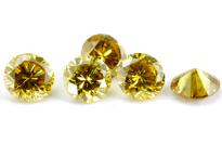 Diamond (yellow-green)