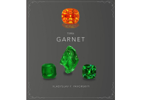 Signed Terra garnet