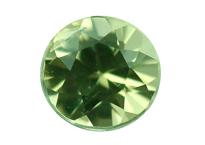 Peridot (from meteorite!)