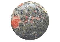 Pyrite Rhodochrosite