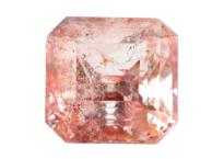 Quartz w Hematite - Lepidocrocite
