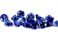 Sapphire (blue - round calibrated)
