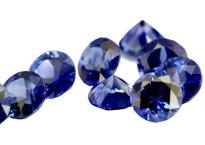 Sapphire round 3.40mm