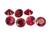 Spinel (round, calibrated)
