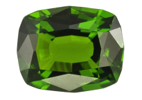 Chrome diopside 1.44ct