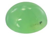 Chrysoprase gem 2.57ct
