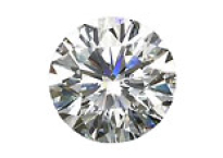 Diamond (white DE IF VVS1) 2.4mm