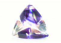 Fluorite bicolore 5.20 ct