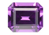 Grenat violet 0.88ct