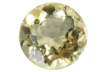 Heliodore (yellow beryl)