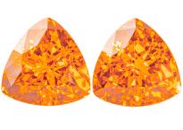 Spessartite mandarine garnet
