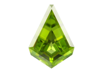 Peridot fancy 5.82ct