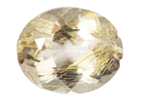 Quartz à inclusions de rutile 4,63ct