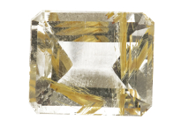 Quartz à inclusions de rutile 5,27ct