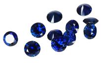 Sapphire round 3,0mm