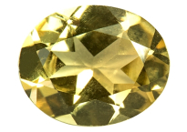 Tourmaline (yellow)