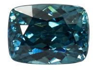 Zircon (blue)